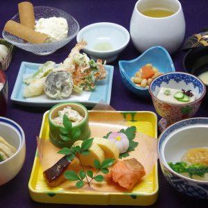 kyoto restaurant bus dinner menu